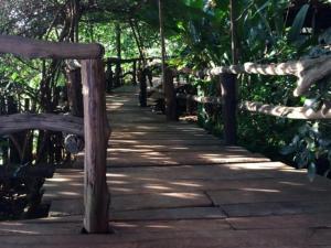 Tree Top Eco-Lodge, Lodge  Banlung - big - 14
