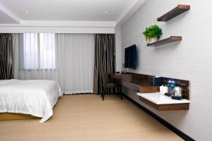 Xi'an Zhenmei Wenhua Yishu Hotel, Hotels  Xi'an - big - 6