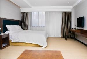 Xi'an Zhenmei Wenhua Yishu Hotel, Hotels  Xi'an - big - 4