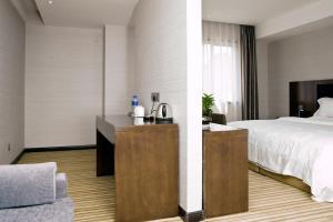 Xi'an Zhenmei Wenhua Yishu Hotel, Hotels  Xi'an - big - 11