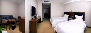 Xi'an Zhenmei Wenhua Yishu Hotel, Hotels  Xi'an - big - 12