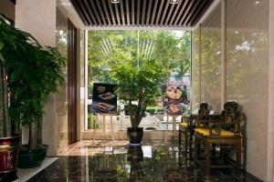 Xi'an Zhenmei Wenhua Yishu Hotel, Hotels  Xi'an - big - 16