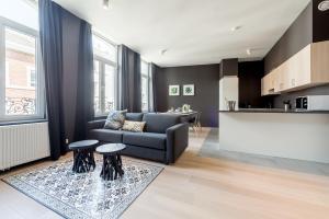 Smartflats Design - Cathédrale, Apartmány  Liège - big - 28