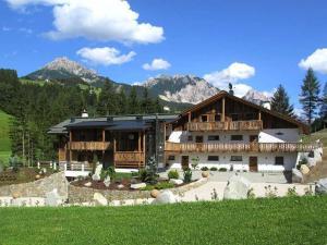 Alpine Mountain Chalet, Chalets  St. Vigil - big - 58