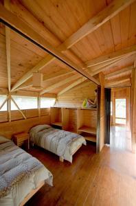 Morerava Eco Lodge, Chaty  Hanga Roa - big - 4