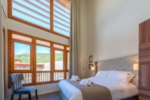 Appart'Hotel Odalys Prestige Eden, Apartmanhotelek  Arc 1800 - big - 31