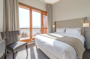 Appart'Hotel Odalys Prestige Eden, Apartmanhotelek  Arc 1800 - big - 28
