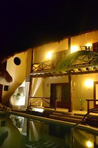 Hotel Casa Iguana Holbox, Hotely  Holbox Island - big - 7