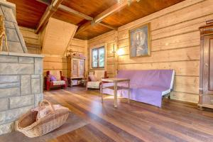 Wooden Estate, Holiday homes  Lubień - big - 4