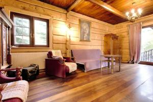 Wooden Estate, Holiday homes  Lubień - big - 5
