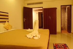 Hotel King Paradise, Отели  Тируччираппалли - big - 20