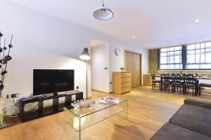 Hoxton City Apartments, Apartmány  Londýn - big - 38