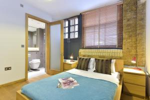 Hoxton City Apartments, Apartmány  Londýn - big - 39