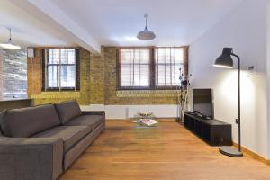 Hoxton City Apartments, Apartmány  Londýn - big - 47