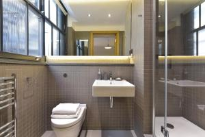 Hoxton City Apartments, Apartmány  Londýn - big - 48