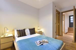 Hoxton City Apartments, Apartmány  Londýn - big - 49