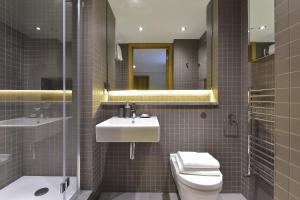 Hoxton City Apartments, Apartmány  Londýn - big - 56