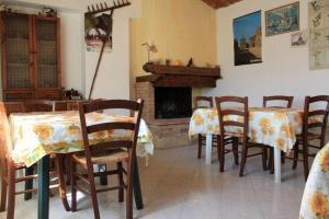 Agriturismo da Remo, Фермерские дома  Magliano in Toscana - big - 21