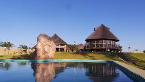 Lapa Lange Game Lodge, Лоджи  Mariental - big - 60