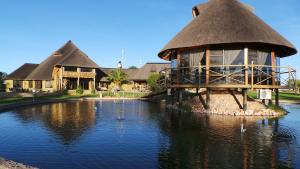 Lapa Lange Game Lodge, Лоджи  Mariental - big - 54
