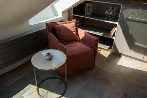 Apartment Murtensee und Alpen, Ferienwohnungen  Bellerive - big - 11
