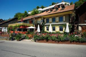 Apartment Murtensee und Alpen, Ferienwohnungen  Bellerive - big - 26