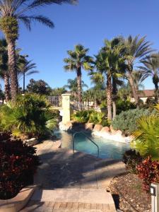 Orlando Villa, Ferienhäuser  Davenport - big - 16