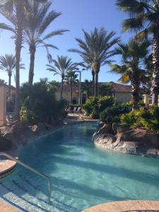 Orlando Villa, Ferienhäuser  Davenport - big - 15