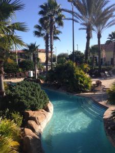 Orlando Villa, Ferienhäuser  Davenport - big - 14