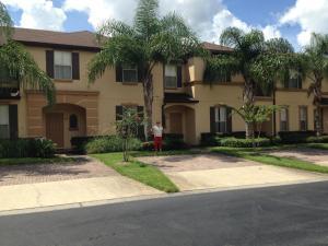 Orlando Villa, Ferienhäuser  Davenport - big - 19