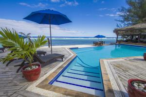 Manuia Beach Resort, Rezorty  Rarotonga - big - 43