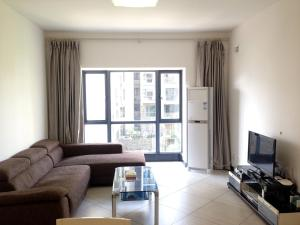 Golden Tiandi Holiday Apartment Bao'an Jiangnan City, Appartamenti  Haikou - big - 4
