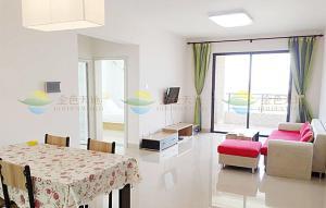 Golden Tiandi Holiday Apartment Hainanzhixin, Appartamenti  Haikou - big - 6