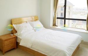 Golden Tiandi Holiday Apartment Hainanzhixin, Appartamenti  Haikou - big - 7
