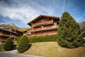 Apartment Ballettes, Apartmány  Verbier - big - 5