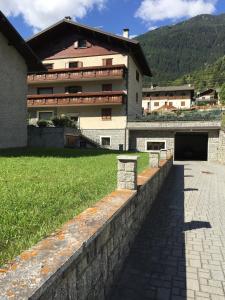 Casa Bracchi, Apartmány  Valdisotto - big - 43