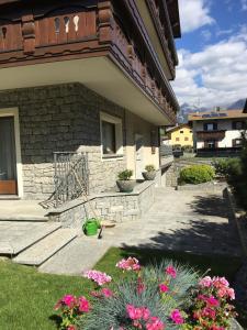 Casa Bracchi, Apartmány  Valdisotto - big - 44