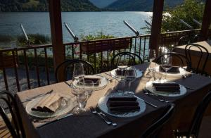 Albergo La Romanella, Hotely  Spinone Al Lago - big - 9