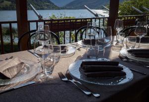 Albergo La Romanella, Hotely  Spinone Al Lago - big - 18