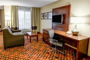 Comfort Suites Concord Mills, Отели  Конкорд - big - 4