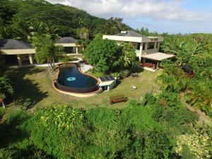 Black Rock Villas, Vily  Rarotonga - big - 1