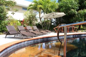 Black Rock Villas, Villen  Rarotonga - big - 15