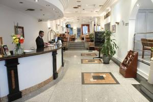 Gran Hotel Ailen, Szállodák  Buenos Aires - big - 48