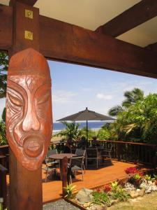 Black Rock Villas, Ville  Rarotonga - big - 8
