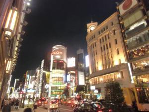 Hotel Monterey Ginza, Hotels  Tokio - big - 44