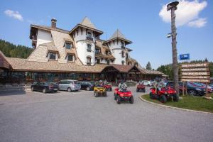 Termag Hotel Jahorina, Szállodák  Jahorina - big - 60