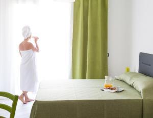 Stanze del Mare, Bed & Breakfasts  Balestrate - big - 20