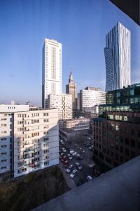 Apartamenty Varsovie Rondo ONZ, Apartmanok  Varsó - big - 23