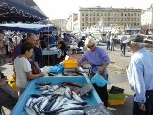 Escale Oceania Marseille Vieux Port(Marsella)