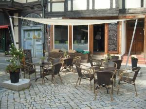 Ferienwohnungen Marktstrasse 15, Apartmány  Quedlinburg - big - 96